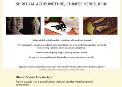 Utmost Source Acupuncture
