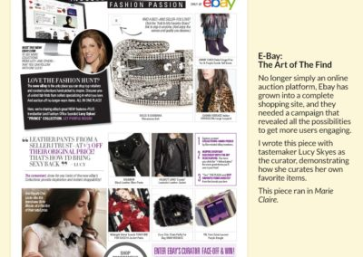 E-Bay: The Art of The Find